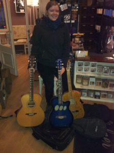 tine und gitarren